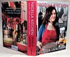 NIGELLA KITCHEN Nigella Lawson SIGNED only title page 1st 1st Like New