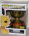 FUNKO POP 2014 THE HOBBIT GOLD SMAUG #124 Hot Topic Exclusive MIMB In Stock Now