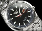 New Seiko 5 Mens SNKG23J1 Automatic 21 Jewels Watch Made In Japan