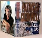 FROM POTTERS FIELD  Patricia Cornwell SIGNED title page 1st 1st Like New