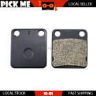 Front Brake Pads for AJS JS 125-E ECO 125 ECO-2 125 2007-11 2012 2013 2014 2015