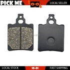 Motorcycle Front Or Rear Brake Pads for MALANCA 125 ob one M6 Racing 1985-