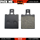 Motorcycle Rear Brake Pads for GILERA 125 SP 01/SP 2 GILERA 125 XR1/XR2 1989-