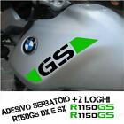 TANK GRAFIK STICKERS BMW 1150 GS ADVENTURE JAHRESTAG BLACK GREEN