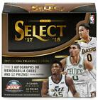 2017 18 PANINI SELECT BASKETBALL HOBBY BOX
