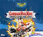2017 Topps Garbage Pail Kids S2 Battle of the Bands Sealed HOBBY Box-192 Cards !