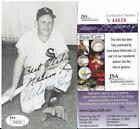 Nellie Fox Cards and Autographed Memorabilia Guide 31
