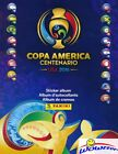 2016 Panini Copa America Centenario Soccer Stickers - Checklist Added 10