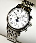 Maurice Lacroix LC1048 Moonphase Chronograph Men's Watch