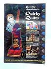 Dorothy Stapleton's Quirky Quilts Dorothy Jean Staplet 1998 Book 59574