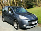201161 PEUGEOT PARTNER TEPEE 16 HDI 5 DOOR MPV ALLIED MOBILITY CONVERSION