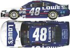 2018 JIMMIE JOHNSON 48 LOWES PATRIOTIC 124 ACTION NASCAR DIECAST PRE ORDER