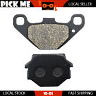 Motorcycle Rear Brake Pads for AEON Cobra 220 Cobra S 300 2006-2013 2014 2015
