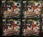 2017 TOPPS CHROME UPDATE MEGA BOX TARGET EXCLUSIVE LOT (x5) SEALED BOXES JUDGE
