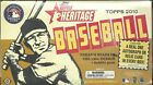 2010 Topps Heritage Factory Sealed Baseball Hobby Box Buster Posey RC ??