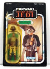 Star Wars Return of the Jedi Lando Calrissian Skiff Guard Disguise Unpunched