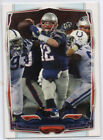 2014 Topps TOM BRADY Error *No Name No Foil On Front*, Patriots, Bucs, GOAT