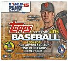 2015 Topps Series 2 Baseball Jumbo Box