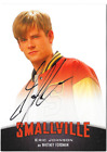 Cryptozoic Smallville 7 - 10 Auto Autograph Card Eric Johnson Whitney A7 A-7