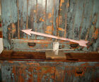 WONDERFUL ANTIQUE PRIMITIVE WOODEN WEATHERVANE ARROW GREAT OLD DRY PAINT AAFA NR