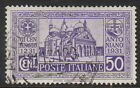 Stamp Italy SC 0261 1931 Saint Anthony Padua Basilica Death Anniversary Used