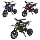 DAKAR 49CC 2 STROKE GAS MOTOR DIRT BIKE MINI POCKET BIKE