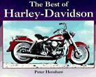 THE BEST OF HARLEY DAVIDSON HENSHAW STOEGER 1996 NEW PRISTINE BIKE BOOK