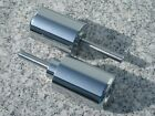 2002-2003 Kawasaki Ninja ZX9 ZX9R CHROME BILLET FRAME SLIDERS