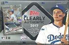 2017 Topps Clearly Authentic Factory Sealed Hobby Box Aaron Judge AUTO RC ???
