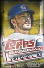 2017 Topps 3-Box Factory Sealed Hobby BB Lot (Series 1 & 2 & Update) Judge RC ??