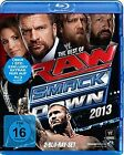 The Best of Raw & Smackdown 2013 [Blu-ray]   DVD