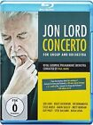 Jon Lord - Concerto For Group and Orchestra  (+ CD) [Blu-ray]   DVD