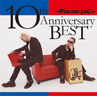 PIA-NO-JAC-10TH ANNIVERSARY BEST-JAPAN 3 CD G88
