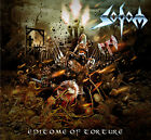 Sodom - Epitome of Torture CD #78166
