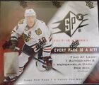 2017 18 Upper Deck SPx Hockey Hobby Box Factory Sealed Free Priority Shipping