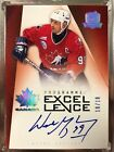 2009-10 The Cup - Wayne Gretzky - Programme of Excellence Team Canada Auto 10