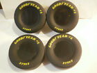 Set of 4 1/8 Scale Good Year Eagle # 1 Drag Slick Tires FOR REVEL 1:8 Model Cars