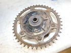 honda xl500 XL500R rear back wheel sprocket hub final driven flange 82 1982