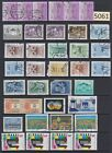 HUNGARY Magyar Posta Used Stamp Collection Early 1900s HU 5061