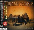 HUMAN TEMPLE-INSOMNIA-JAPAN CD F50