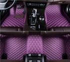 For Ford Mustang Car Floor Mats Carpets Waterproof Custom Auto Mats 8 Colors