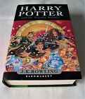JKRowling Harry Potter and the Deathly Hallows True First UK HB 2007 FINE