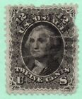 69 Early US Stamp Fancy Cancel Faults