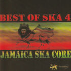 VARIOUS - BEST OF SKA VOL. 4 CD BUNNY WAILER JAMAICANS PARAGONS U BROWN