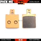 Sintered Rear Brake Pads for BENELLI 666 Scooter Born in Hell 125cc 1998-1999