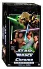 Star Wars 2015 Chrome Perspectives Jedi vs Sith Trading Card Box