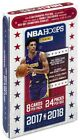 NBA Basketball 2017-18 NBA Hoops Trading Card HOBBY Box [24 Packs]
