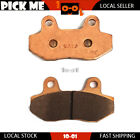 Motorcycle Sintered Front Brake Pads for NIPPONIA Brio 125 2012 2013 2014 2015