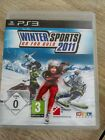 Winter Sports Go for Gold 2011 PS3 RTL Play Station 3 Spiel