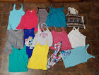 Lot 14 Teen Girl/Adult Tank Tops/Sleeveless Shirts Size Small Name Brands(LOT C)
